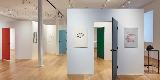 Arte colombiano que se mueve en museos del exterior