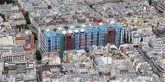 Centro Pompidou de París miraría hacia Colombia