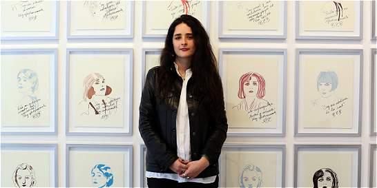 'Des-encantadas', la primera exposición individual de Paloma Castello