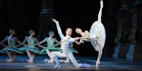 El Bolshoi y el Met, en cine