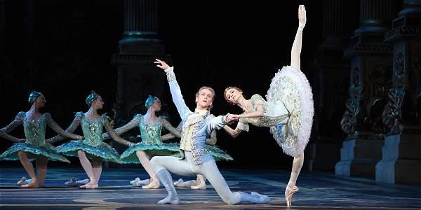 Esta versión de 'La bella durmiente' se estrenó en el 2011 y fue creada por Yuri Grigorovich.