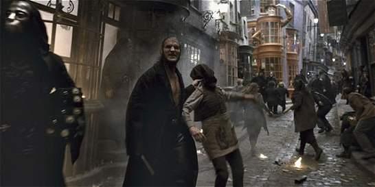 Muere Dave Legeno, el villano Fenrir Greyback de 'Harry Potter'