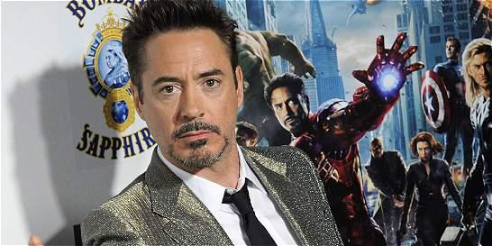 Robert Downey Jr. es el actor mejor pagado, según Forbes