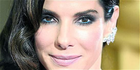 Sandra Bullock es la mejor pagada de Hollywood