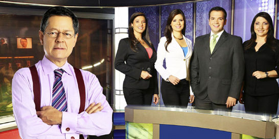 EL TIEMPO Televisión: cuatro años creciendo