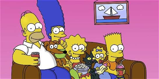 'Los Simpson', la familia amarilla más famosa, cumple 25 años