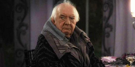 Murió un hechicero de 'Harry Potter'