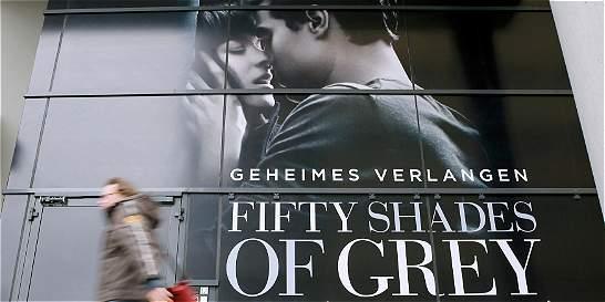 Liberan una escena más de '50 sombras de Grey'