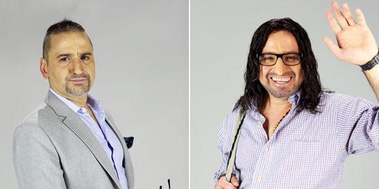 Róbinson Díaz es actor y malandro
