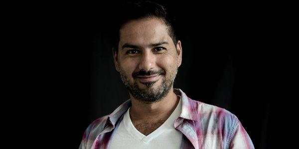 El actor Juan Sebastián Aragón, quien dirige Actores, Sociedad Colombiana de Gestión, dice que el debate va más allá de protegerse como gremio.