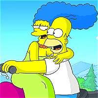 Homero y Marge Simpson no se divorciarán