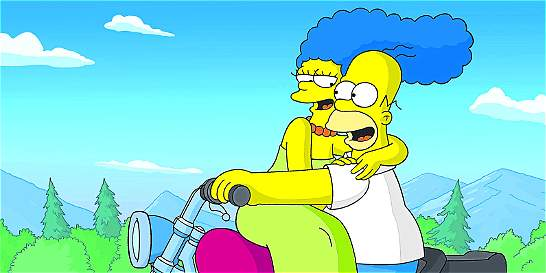 Homero y Marge Simpson no se divorciarán