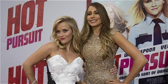 Reese Witherspoon habla de su filme con Sofía Vergara
