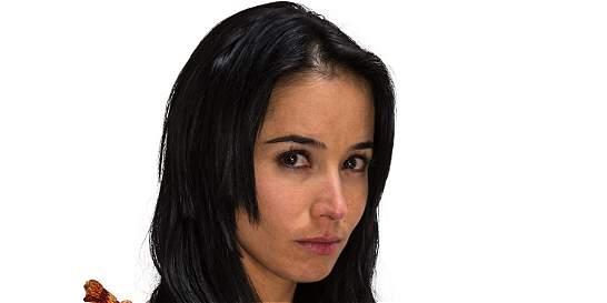 Majida Issa es Fátima Tabares en 'Lady, la vendedora de rosas'