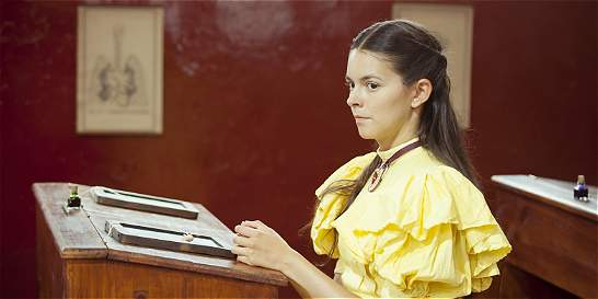 Julieth Restrepo, la actriz que nos muestra a la madre Laura Montoya