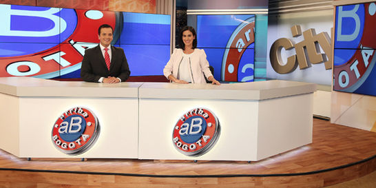 En 'Arriba Bogotá' hay nuevo set