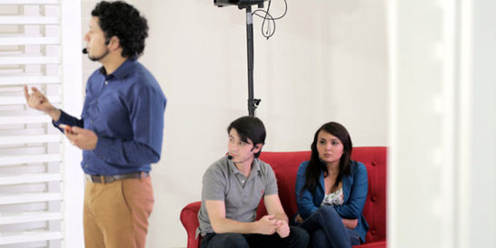 'Enchufe TV', un espacio para conectarse