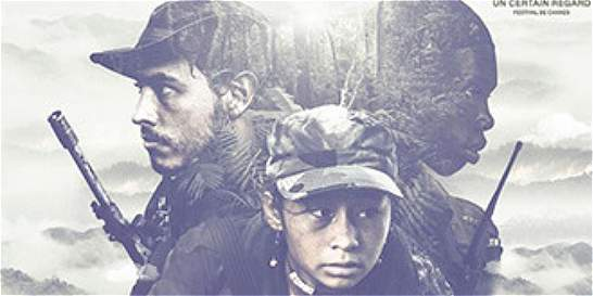 Película colombiana 'Alias María', premiada en Israel