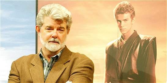 George Lucas se disculpa por crítica a 'Star Wars'
