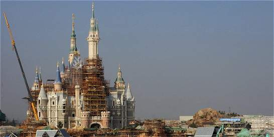 Nuevo parque de Disney en China ya tiene fecha de inauguración