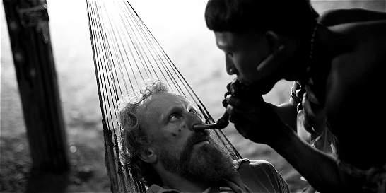 El actor Jan Bijvoet y sus desafíos en 'El abrazo de la serpiente'