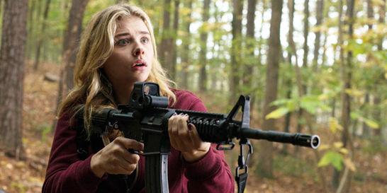 Chloë Grace Moretz camino a ser la próxima heroína de acción