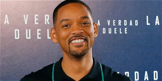 El actor Will Smith dice que en Hollywood 'hay un problema'