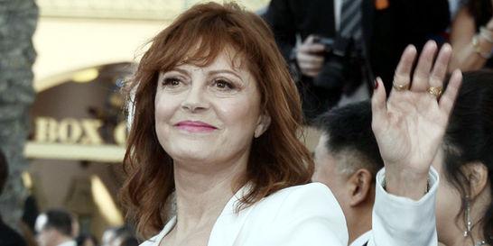 Susan Sarandon será la estrella en el Festival de Cine de Cartagena