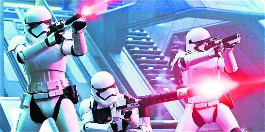 Nueva entrega de 'Star Wars' superó los 2.000 millones de dólares