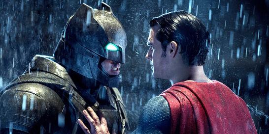 'Batman vs. Supermán': hombre contra dios
