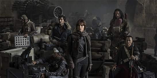 Primeras imágenes de 'Rogue One: A Star Wars Story'