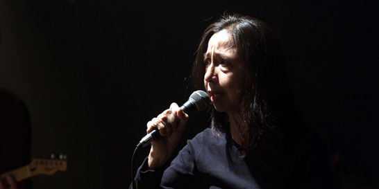 Actriz colombiana, premiada por partida doble en Brasil