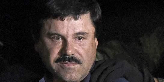 Serie de TV contará la vida de 'El Chapo' Guzmán