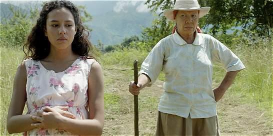 'Dos mujeres y una vaca', una película con un descenso al infierno