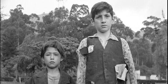 'Dos ángeles y medio', la película bogotana que estuvo perdida 50 años