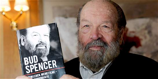 Falleció el actor italiano Bud Spencer