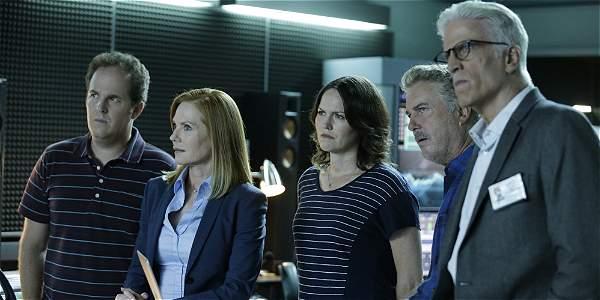 'CSI', la serie que mejor usa métodos científicos.