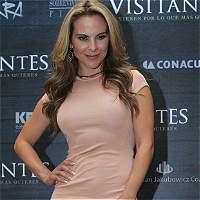 Kate del Castillo dice que tiene pánico de regresar a México