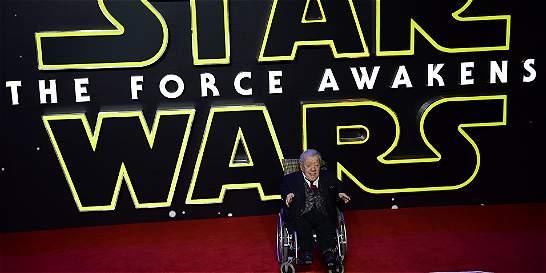 Muere a los 83 años, el actor que dio vida a R2-D2 en 'Star Wars'