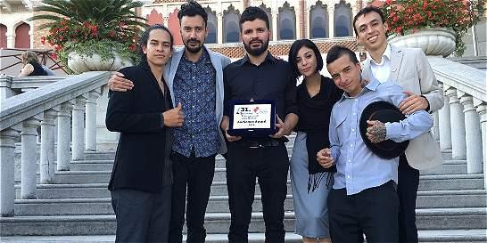 Película colombiana 'Los nadie' gana premio del público en Venecia