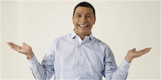 Camilo Cifuentes le pone el toque de humor a 'En buena hora'