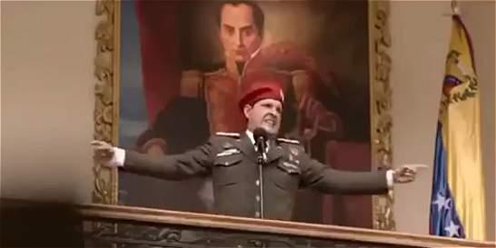Vea el tráiler de 'El Comandante', la serie sobre Hugo Chávez