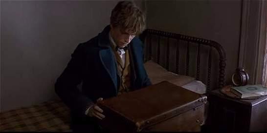 J.K Rowling anunció cinco películas del universo de Harry Potter