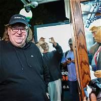 Michael Moore estrena un filme sobre Donald Trump