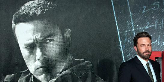 Ben Affleck cambia la capa por los números en 'El contador'