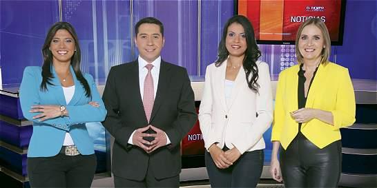 EL TIEMPO Televisión sigue creciendo en audiencia