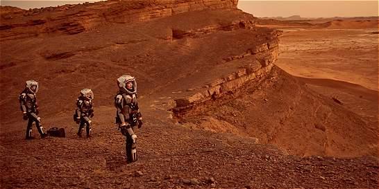 'Mars', el trasteo más ambicioso de la humanidad