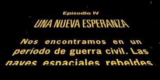 La película de 'Star Wars' que no tendrá los créditos iniciales