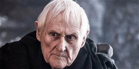 Falleció Peter Vaughan, actor de 'Game of Thrones'