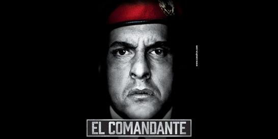 La historia de Hugo Chávez llega a la TV en 'El comandante'